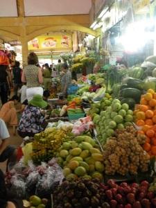 Bến Thành Market Saigon