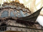Organs in The Metropolitan Cathedral of the Assumption of Mary of Mexico City