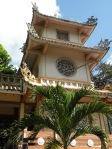 Pagoda in Nha Trang