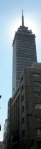 Latinoamericana tower Mexico City