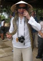 Snake Mekong
