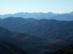 Oaxaca mountains