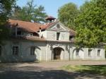 czerniejewo palace outbuildings