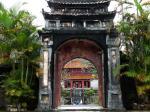 Minh Mang stele house