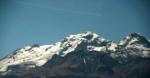 Ixtaccihuatl volcano