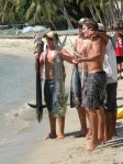 Fishing in Puerto Escondido