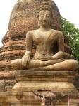Buddha Wat Mahathat Sukhothai