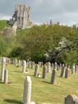 Cementary Corfe Castle