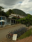 Bicycle rental Vinales
