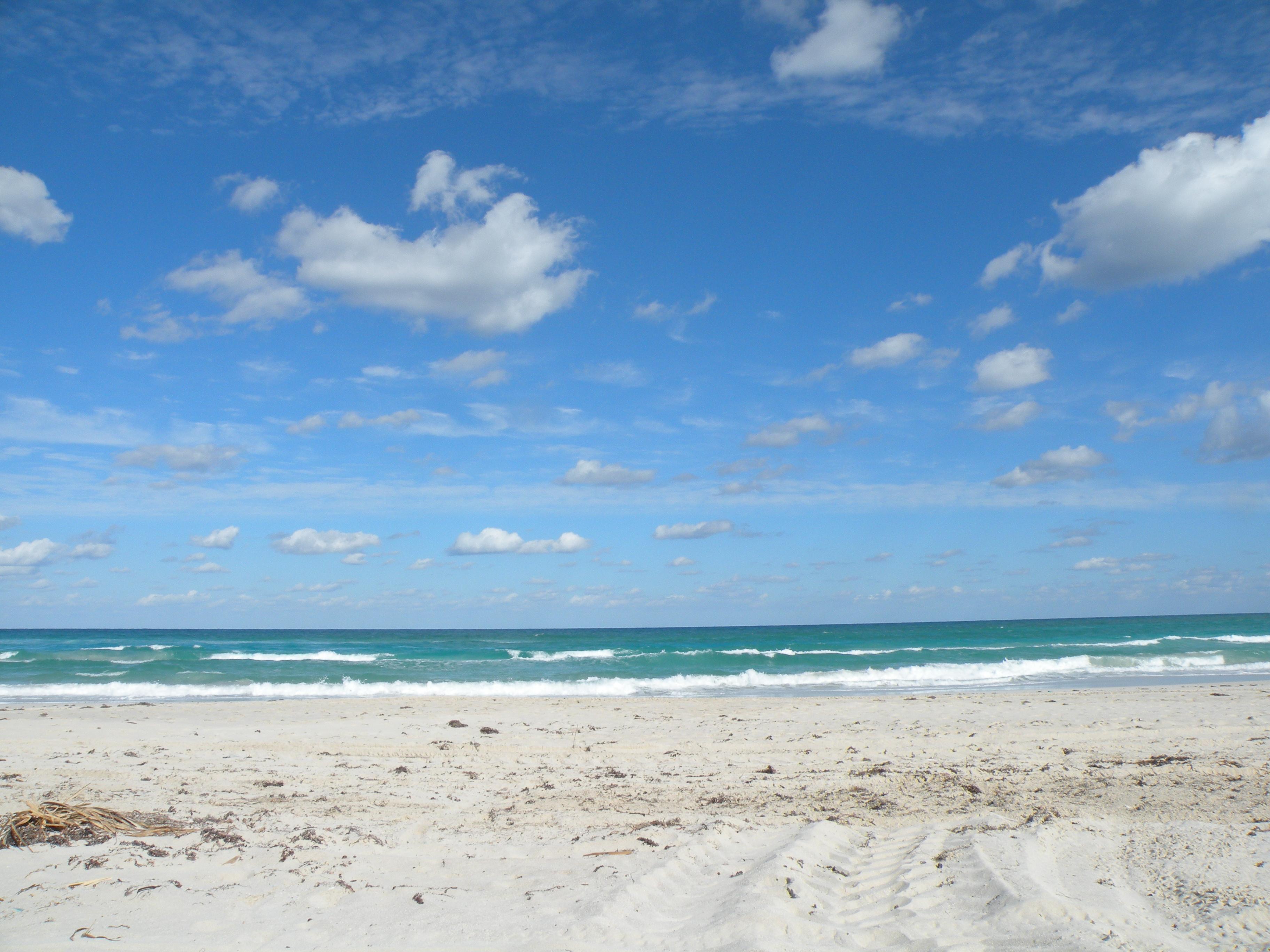 Beach in Varadero