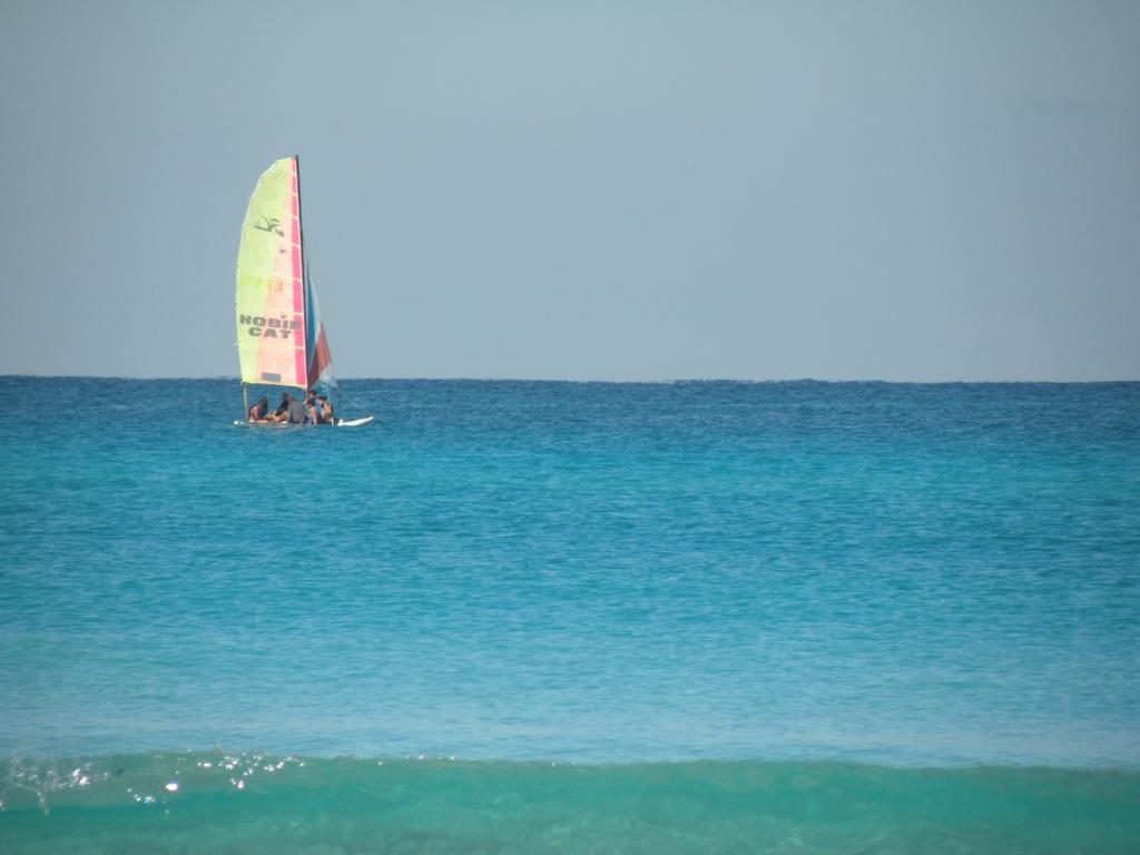 Sailing Varadero