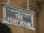 Bath UK Pump Room