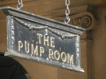 Bath UK Pump Room