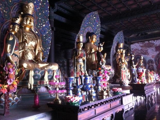 Huayan Monastery Datong China